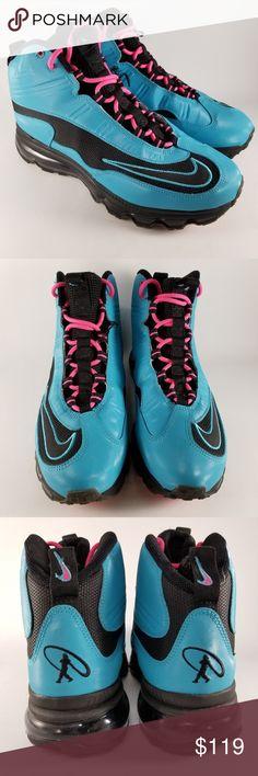 c9c2d94e05b935 Nike Air Max Jr. South Beach Men s Shoes Blue 10.5 Nike Air Max Jr.