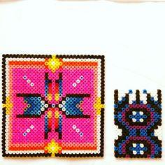 Hama perler designs by pattern_like