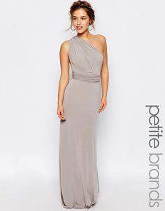 Tfnc Petite Wedding Multiway Fishtail Maxi Dress