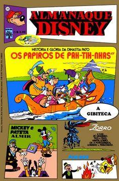 Almanaque Disney - 038