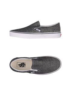 Vans Men - Footwear - Low-tops Vans on YOOX