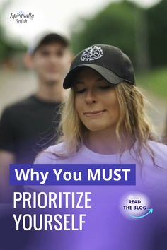 Do you feel guilty for prioritizing yourself? Think you should take care of other people first Take Care Of Yourself, Be Yourself Quotes, High Emotional Intelligence, Create Your Own Reality, Self Development Books, Spirit Science, What Really Happened, Higher Consciousness, Prioritize