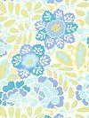 Taza PWDF105-Blue Fabric by Dena Designs