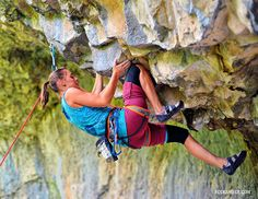 www.boulderingonline.pl Rock climbing and bouldering pictures and news Jenn Vennon, Dumpste