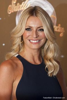 Tess Daly Hairstyles