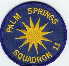 Palm Springs Squadron, California Wing