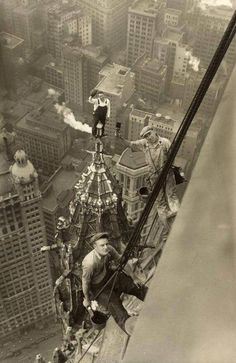 Woolworth Building, New York, 1926