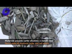 GHIRARDUZZI flottazione a secco metalli 70mm - Dry flotating 70mm metals