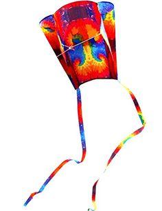 Hengda Kite For Kids 31-Inch Colorful Parafoil Kite Hengd... https://www.amazon.com/dp/B017SB4ZTA/ref=cm_sw_r_pi_dp_x_2WLnzb1F2WS3Q