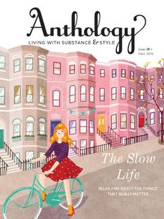 Anthology Magazine Issue No. 1- Since I can't get it in print anymore, this will have to do.... Fall 2010