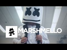 She found this today and was so touched and became a fan... I love it:) Marshmello - Alone [Monstercat Official Music Video]