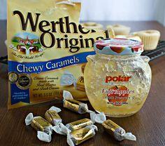 Caramels-apple preserves by Kelly Luna, via Flickr Caramel Apple Cupcakes, Caramel Apples, Caramels, Old Recipes, Preserves, Cream, Food, Creme Caramel, Preserve