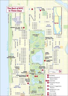free maps from frommers best of new york in 3 days map