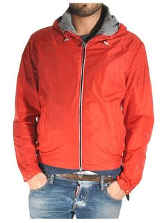 Moncler - Clothing - Jackets - 416030568352456 Spring fashion! (324,00€) #moncler #spring #collection #jacket #red #warm #cool #fashion