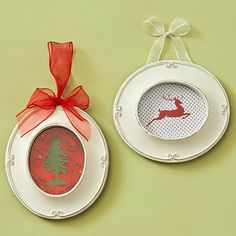 Creative ways to recycle Christmas Cards