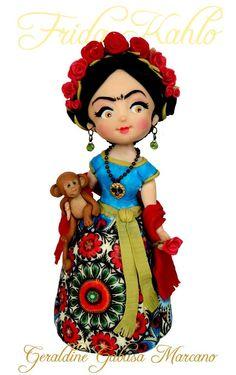 Frida por Geraldine
