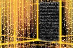 Light Strings Ketubah, Pop Art Ketubahs - Creative Ketubah Ideas