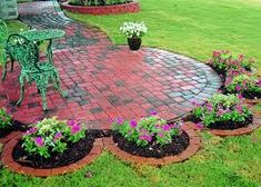 Select the landscaping design. Visit- premiumpluspaving.com.au