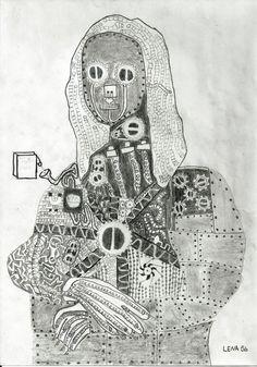 leonardo da vinci kunstunterricht in der grundschule 136s webseite - Leonardo Da Vinci Lebenslauf