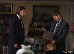 """Article: """"Supernatural"""" Stars Jared Padalecki and Jensen Ackles Weigh In on the Winchesters' Journey #Supernatural"""