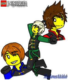 Lego ninjago #893 by MaylovesAkidah.deviantart.com on @DeviantArt