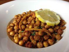 Découvrez la délicieuse recette « Pois chiches croustillants au paprika fumé » découverte sur Recipay.com !
