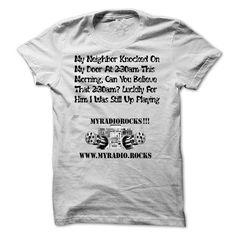 MyRadioRocks Neighbor T-Shirts, Hoodies (19$ ==► Shopping Now to order this Shirt!)