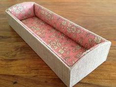 cartonnage tray