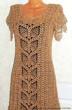 Fashion Designers Dress Sketches with Free Crochet Dress Patterns For Barbie Dolls Crochet Skirts, Crochet Clothes, Irish Crochet, Crochet Lace, Crochet Wedding, Crochet Tunic, Crochet Designs, Dress Patterns, Bodice