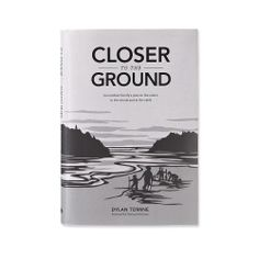 Closer to the Ground Book Hardcover Book b Gerry Lopez from Patagonia Books