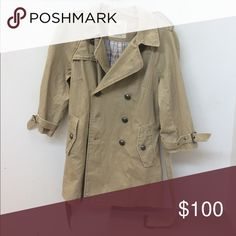 Free People trench coat Free People tench coat • BRAND NEW • beige • belted waist • belted sleeve cuffs • Sz S • new, excellent condition • fast sale/next day shipping • BUY IT NOW!!! Free People Jackets & Coats Trench Coats