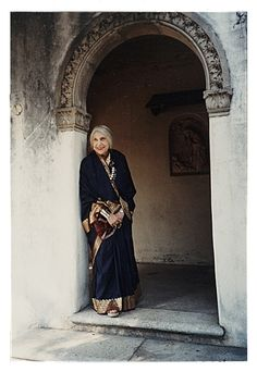 Meet Beatrice Wood: potter, bohemian artist, inspiration for the character Rose in Titanic, and self-proclaimed Mama of Dada Beatrice Wood, 1993 Nov. 3 / unidentified photographer. [Photographs of California artists], Archives of American Art, Smithsonian Institution.