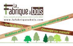 Carte Visite La Fabrique A Bois