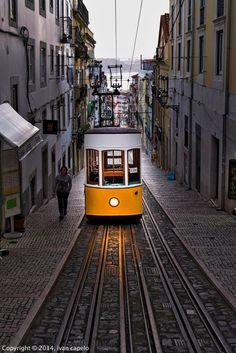 #Lisbon #tramways #Portugal