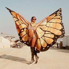 Alessandra Ambrosio at the Burning Man Festival 2017 in Nevada