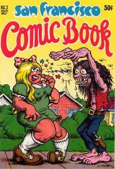 Classic Robert Crumb comic