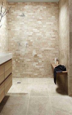 Beige and white bathroom beige and white bathroom decorating ideas beige bathroom ideas beautiful ideas beige Cream Bathroom, Beige Bathroom, Modern Bathroom, Small Bathroom, Bathroom Ideas, Travertine Bathroom, Bathroom Flooring, Marble Bathrooms, Shower Remodel