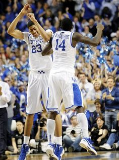 MKG and AD. No other words needed.