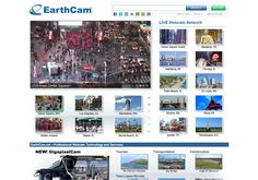 EarthCam is the leading network of live webcams and offers the most comprehensive search engine of internet cameras from around the world. EarthCam also creates and produces live webcasts in addition to providing complete infrastructure services to manage, host and maintain live streaming video camera systems for its consumers and corporate clients.