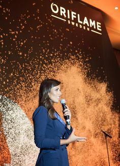 Pelo 3º ano consecutivo, teremos como embaixadora Oriflame a bela Rita Pereira. :D