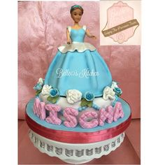Princess Cake By Belle's Kitchen, To Order Contact Our WA: 081294055786, Line: Bellekitchen Also Be Sure To Follow Our Instagram @belle_kitchen
