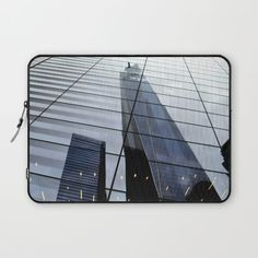 Buy Freedom Tower reflection Laptop Sleeve by haroulita!!. Worldwide shipping available at Society6.com. Just one of millions of high quality products available.