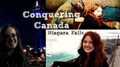 Conquering Canada | Niagara Falls Fun!