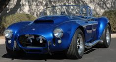 RIP Carroll Shelby -- Shelby Cobras proved worthy competitors to the likes of Ferrari, Maserati and Jaguar and became prized collector's items. This 1966 427 Super Snake sold for $5.5M in 2007 via Howstuffworks.com & Barrett-Jackson Collector Car Auctions.