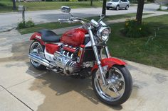 1998 Global Honda Motorcycles Brand Inquiry Valkyrie GL1500C, Motorcycle brand new market price