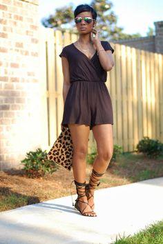 We love this urban romper look#outfit #romper #summer #keepiturban