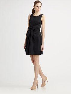 Kate Spade New York  Jillian Bow Dress