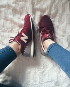 New balance 420 burgundy red