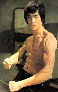 Bruce Lee is one bad dude