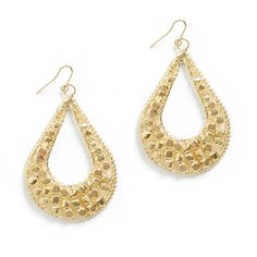 https://www.stitchfix.com/referral/3590654 Stitch Fix Summer Accessories | Arleta Beaded Teardrop Earrings